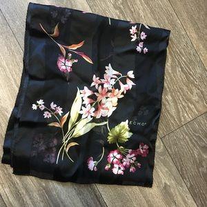 ECHO silk scarf